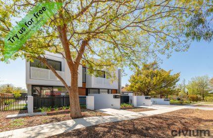 Civium Listing Canberra Lindsay Street