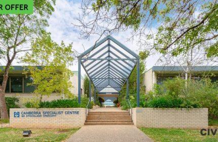 Civium Listing Canberra Strickland Cres