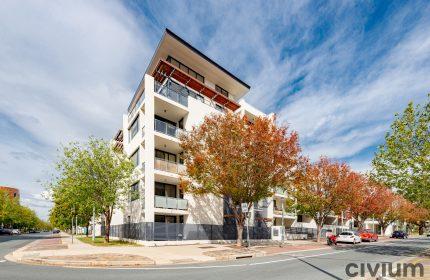 Civium Listing Canberra Giles Street