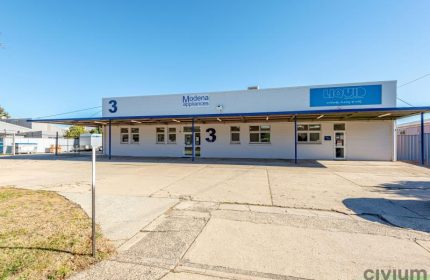 Civium Listing Canberra Lithgow Street